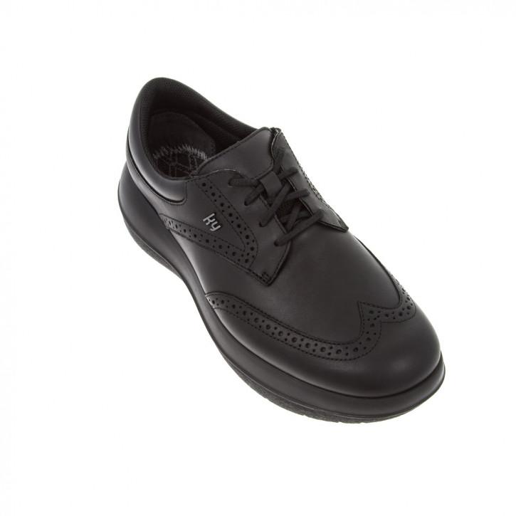 Chiasso Black M kybun Schuhe Herren