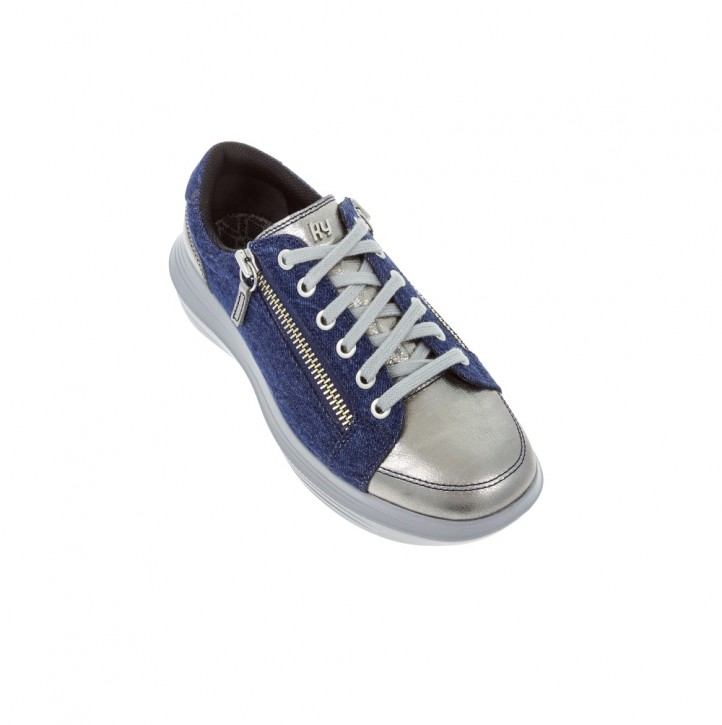 Nyon Navy W 39 kybun Schuhe Damen