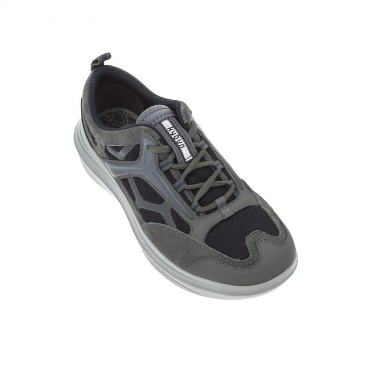Sursee Grey-Blue M kybun Schuhe Herren