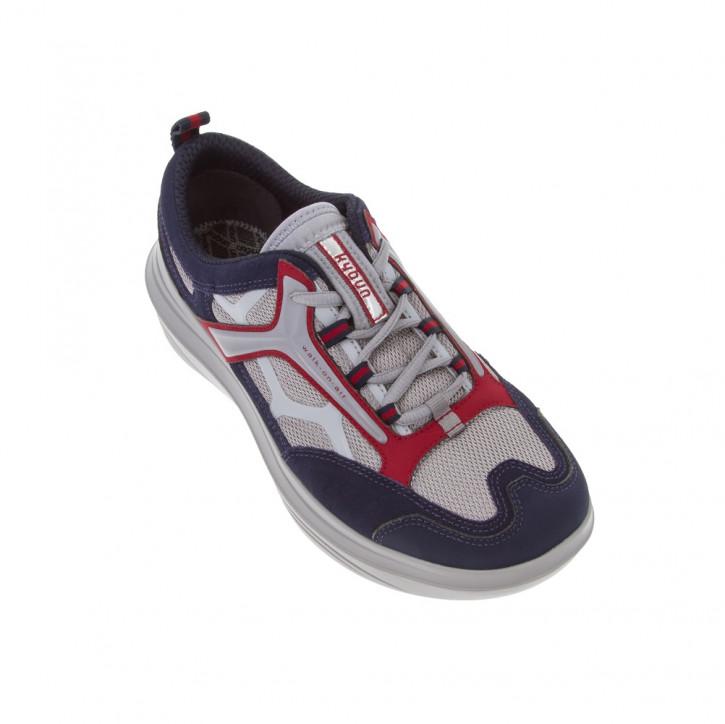 Sursee Blue-Red M kybun Schuhe Herren