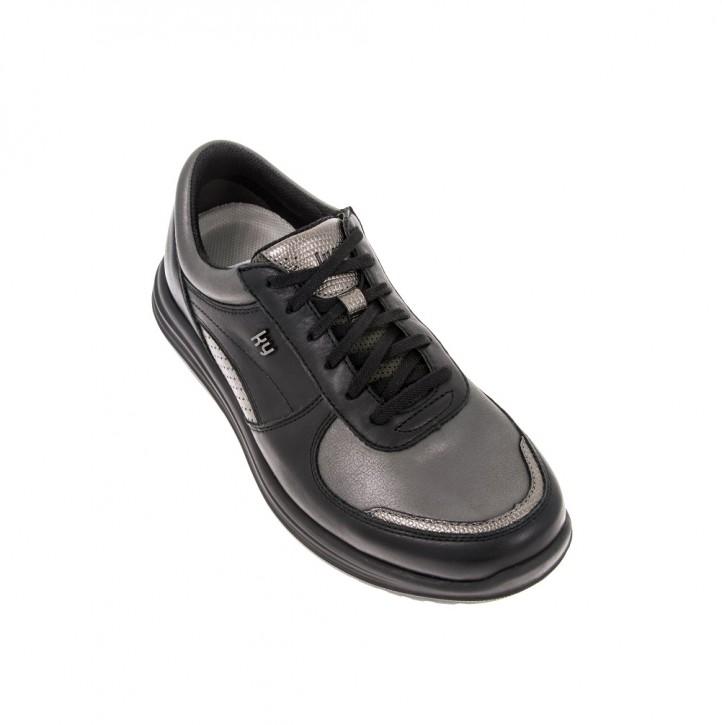 Vernier Black W 39 kybun Schuhe Damen