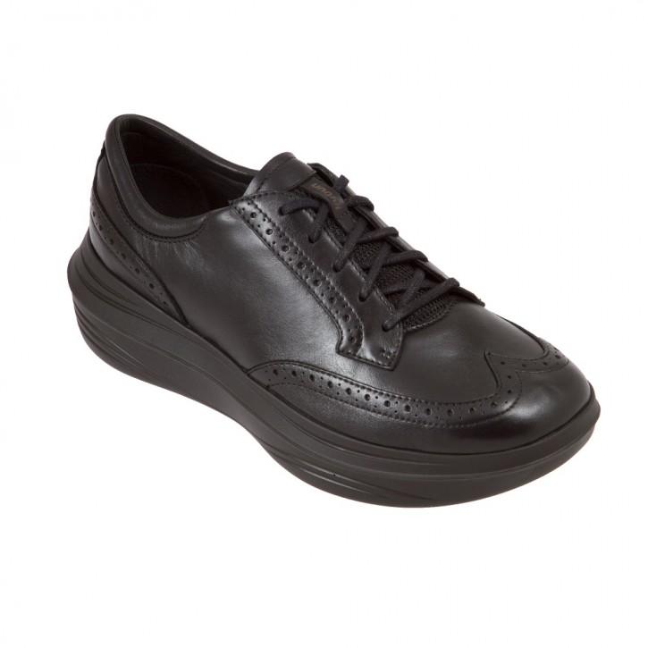 Yangban Black M 43 2/3 kybun Schuhe Herren