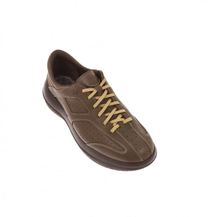Zug 20 Brown M Kybun Schuhe Herren