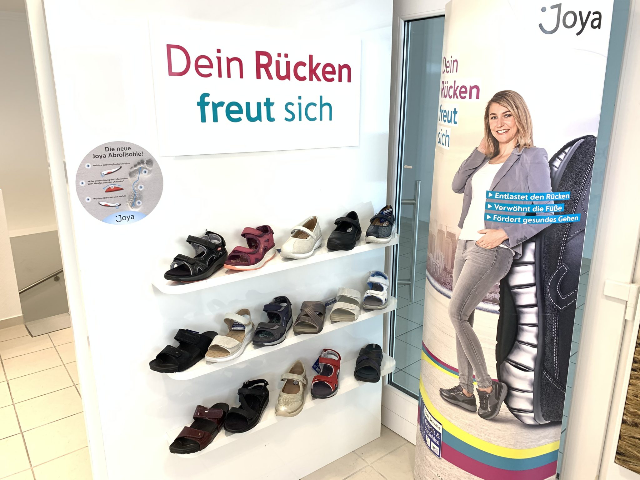 Der Joya Schuh